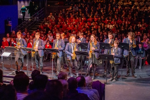 Apply to be a Music Scholar at Malcolm Arnold Academy